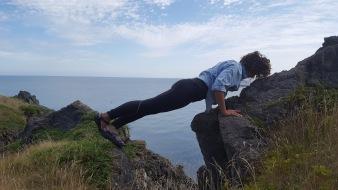 Ashley Flowers Yoga, Mindful Yoga in Portland, Maine