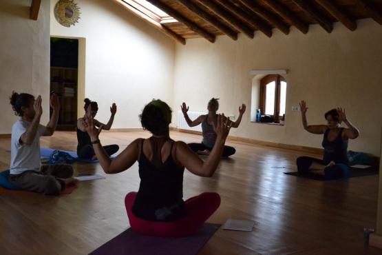 Indoor Yoga in Portland Maine