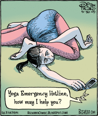 Yoga Injury